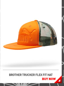 BROTHER TRUCKER FLEX FIT HAT. BUY NOW›