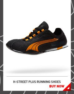 H-STREET PLUS RUNNING SHOES. BUY NOW›