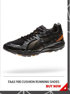 FAAS 900 CUSHION RUNNING SHOES. BUY NOW›