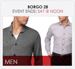 BORGO 28 - Men's
