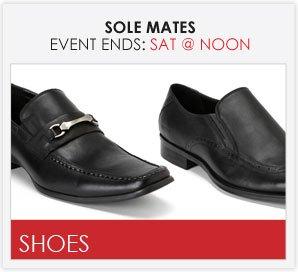 SOLE MATES - Men & Boys' Shoes