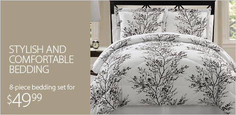 Stylish & Comfortable Bedding