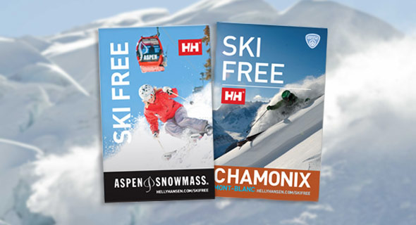 Helly Hansen Ski Free