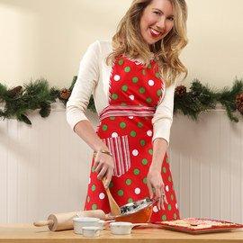 Retro Chic: Aprons & Kitchen Textiles