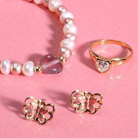 Precious Pieces: Girls' Jewelry