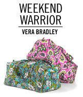 Weekend Warrior. Vera Bradley.