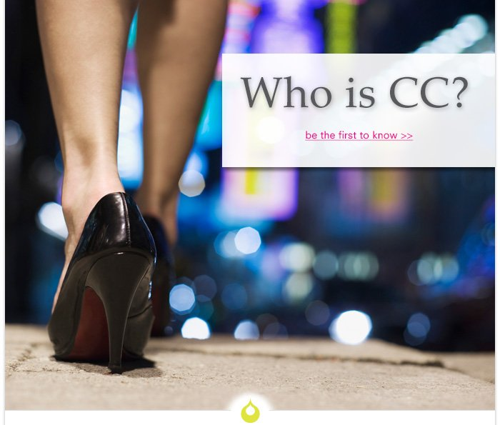 Who Is CC?