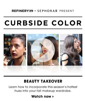 Beauty Takeover. Learn how to incorporate this season's hottest hues into your fall makeup wardrobe. Watch now.