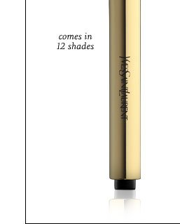 comes in 12 shades