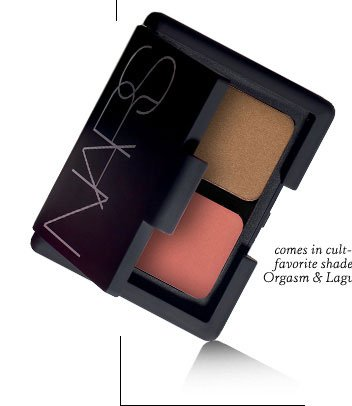 comes in cult-favorite shades Orgasm & Laguna