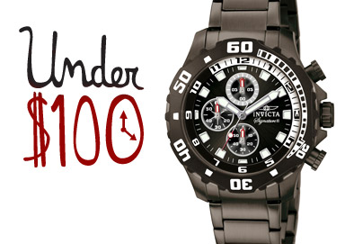 Shop Watches Under $100