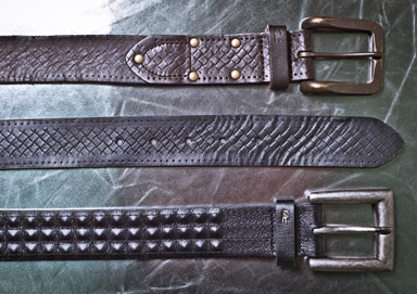 Shop Leather Belts & Wallets ft. Lacoste