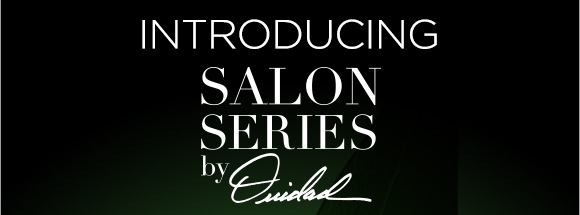 INTRODUCING SALON SERIES by Ouidad