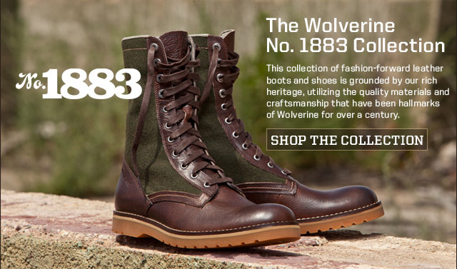 The Wolverine No. 1883 Collection Shop the Collection