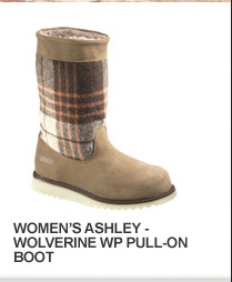 Women's Ashley - Wolverine WP Pull-on Boot