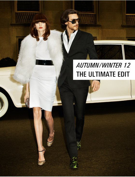 AUTUMN WINTER 12 - THE ULTIMATE EDIT