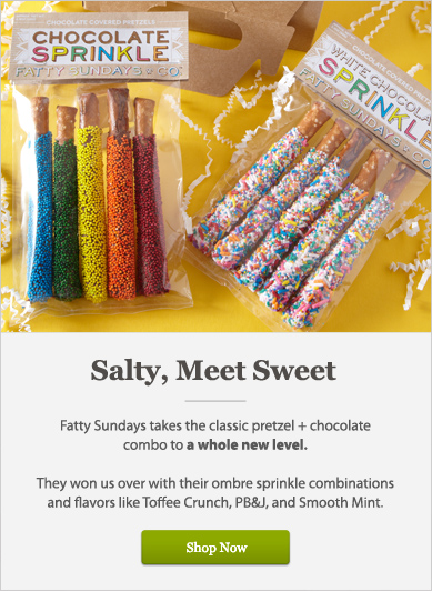 Salty, Meet Sweet - Shop Now