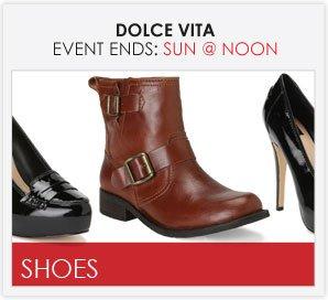 DOLCE VITA - Women's