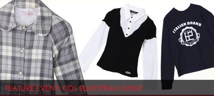 KIDS EUROPEAN EVENT