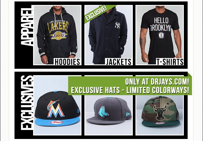 DrJays.com Take 20% Off Any Order With Promo Code.