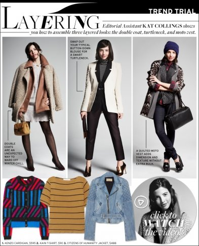 Trend Trial: Layering