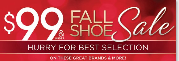 Save on your favorite brands, great selection now $99 and under during our Fall Shoe Sale! Save up to $100 on UGG® Australia, plus find more savings on over 70+ Dansko styles, and MBT is now 30-60% off! Hurry to shop now for the best selection at The Walking Company.
