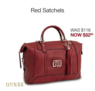 GUESS Gerri Medium Box Satchel