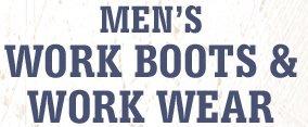 Work Boots & Work Wear
