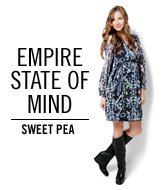 Empire State of Mind. Sweet Pea.