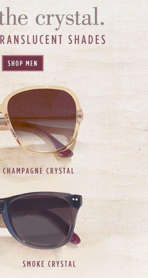 Shop Men's Crystal Frames