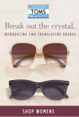Shop Women's Crystal Frames