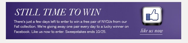 still time to win