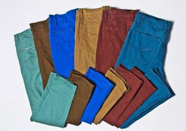 Shop New Tailored Pants + Neon Hoodies