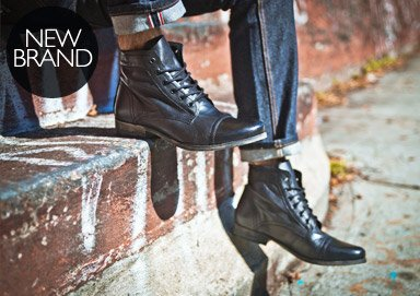 Shop Boots & Brogues by Steve Madden