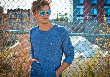 Shop Wardrobe Staples: The Sweatshirt