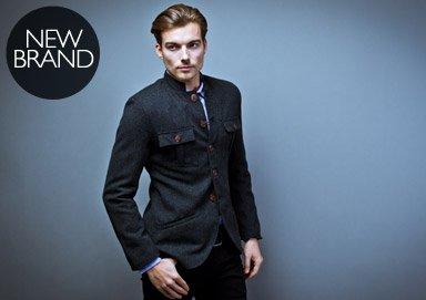 Shop Jackets & Shirting by MENK
