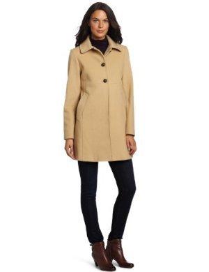 Tommy Hilfiger<br/> Classic Wool A-Line Coat