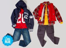 Wes & Willy Boys' Apparel