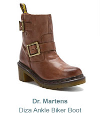 Women's Dr. Martens Diza Ankle Biker Boot