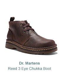 Men's Dr. Martens Reed 3 Eye Chukka Boot