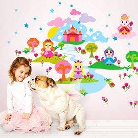 Princesses & Princes: Kids' Décor