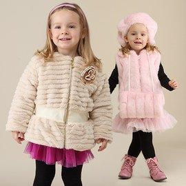 Luxe Looks: Kids' Faux Fur Apparel