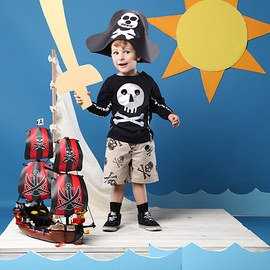 Ships Ahoy: Pirate Apparel & Toys