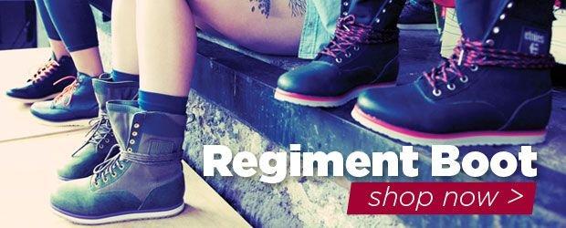 etnies Regiment Boot
