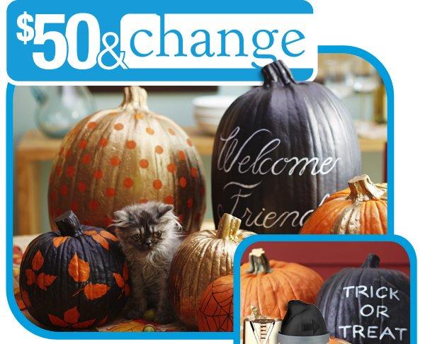 $50 and change »