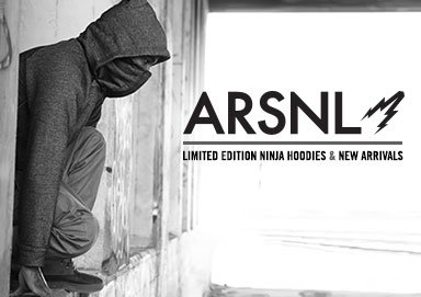 Shop New & Exclusive Arrivals by ARSNL