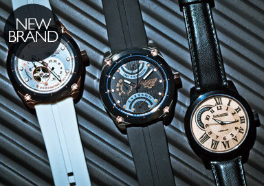 Shop Lancaster Italy: Premium Watches
