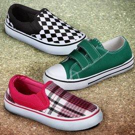 Kick-Start: Kids' Sneakers