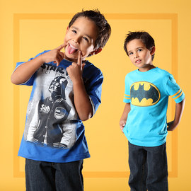 Action Packed: Boys' Tees