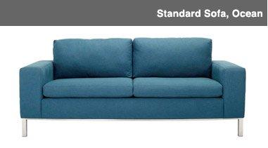 Standard Sofa, Ocean Image